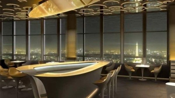 Le Ciel de Paris Une des plus belles vues de Paris, tout simplement. Restaurant dans la Tour Montparnasse