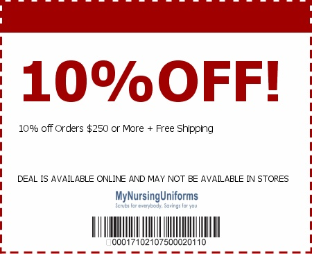 54 best the craziness of coupons images on pinterest infographic my nursing uniforms promo code fandeluxe Images