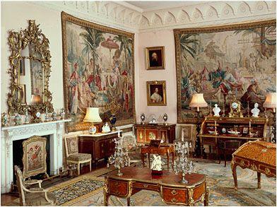 The drawing room dalmeny house edinburgh historic for Room interior design edinburgh