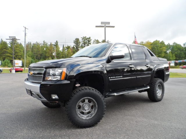 2007 Chevrolet Avalanche 4x4 Z71 Lifted Leather Roof Alloy Wheels