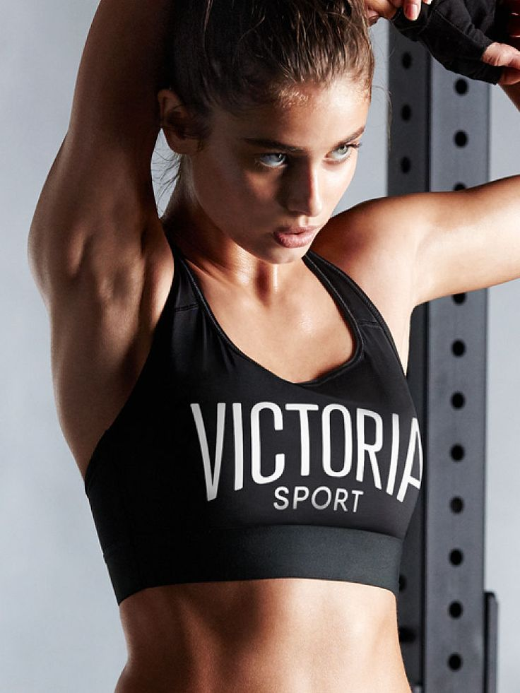 The Player by Victoria Sport Racerback Sport Bra - Victoria Sport - Victoria's Secret  | Shop @ FitnessApparelExpress.com