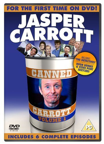 From 3.08 Jasper Carrott - Canned Carrott Vol.1 [dvd]