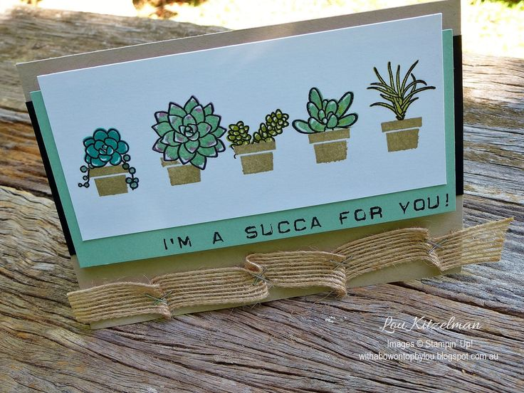 Last Thursday I attended the 3 day OnStage Live event for Stampin' Up! demonstrators in Brisbane. It was such a great event with one of t...