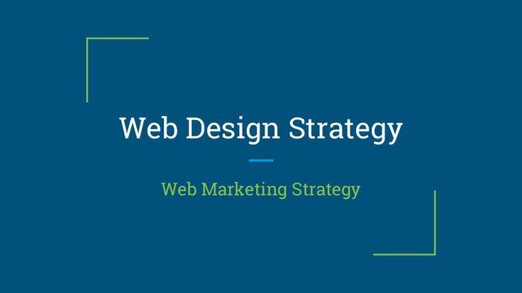 Web Design and Web Marketing Strategy in Portland
