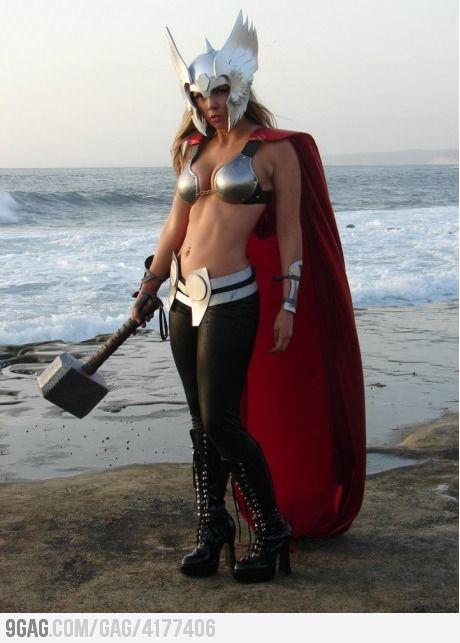 Step aside, Thor.. :))