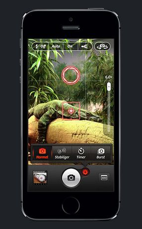 The new Camera+ 6 app Just, wow Food photography tips