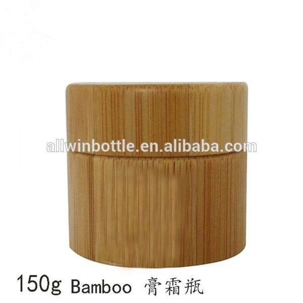 Glass /pet/plastic/acrylic Empty Bamboo Cosmetic Jars With Bamboo Lids Cosmetic Packaging , Find Complete Details about Glass /pet/plastic/acrylic Empty Bamboo Cosmetic Jars With Bamboo Lids Cosmetic Packaging,Glass Bottles Cosmetic Packaging,Cheap Plastic Packaging,Granola Plastic Packaging from -Shijiazhuang All Win Trading Co., Ltd. Supplier or Manufacturer on Alibaba.com