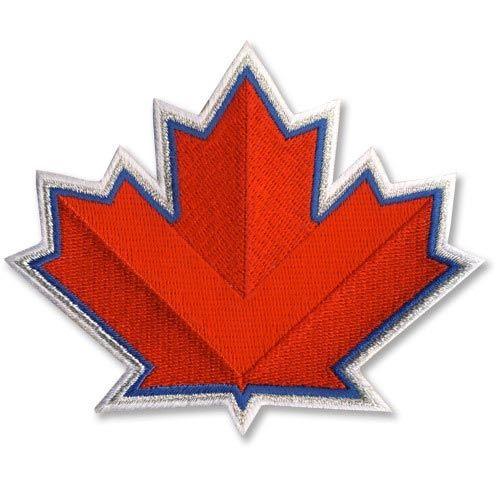 Toronto Blue Jays Maple Leaf MLB Baseball Patch
