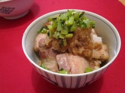 """豚バラ肉で""""さっぱり豚丼""""の作り方   nanapi [ナナピ]"""
