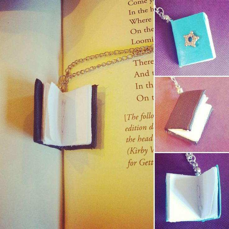 """15 Likes, 1 Comments - Beyond the Wire Jewelry (@beyondthewirejewelry) on Instagram: """"Making some new products today! Mini necklace books! 28 turnable blank pages. Books are covered in…"""""""