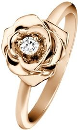 Pink gold Diamond Ring G34UR400 - Piaget Luxury Jewelry Online