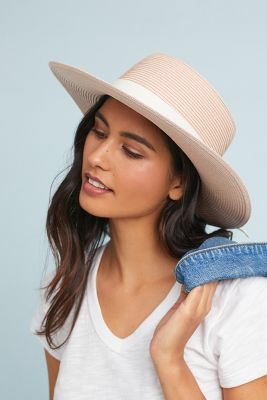 60fb6f4dbed4fa Frankie Bow Boater | Style | Fashion, Hats, Women's summer fashion