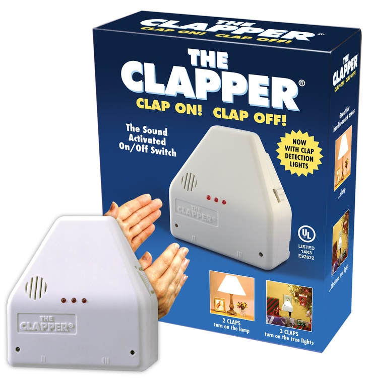 Clapping Lamp Tumbeelacom