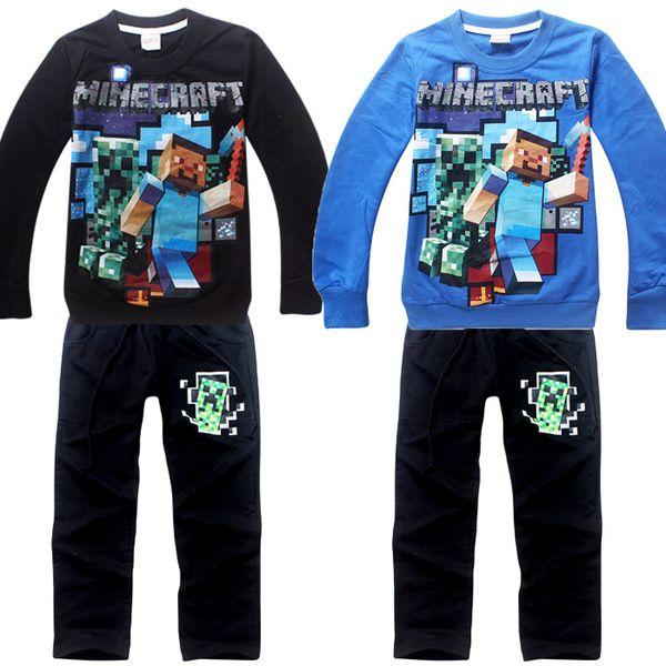 Детский костюм Майнкрафт на мальчика