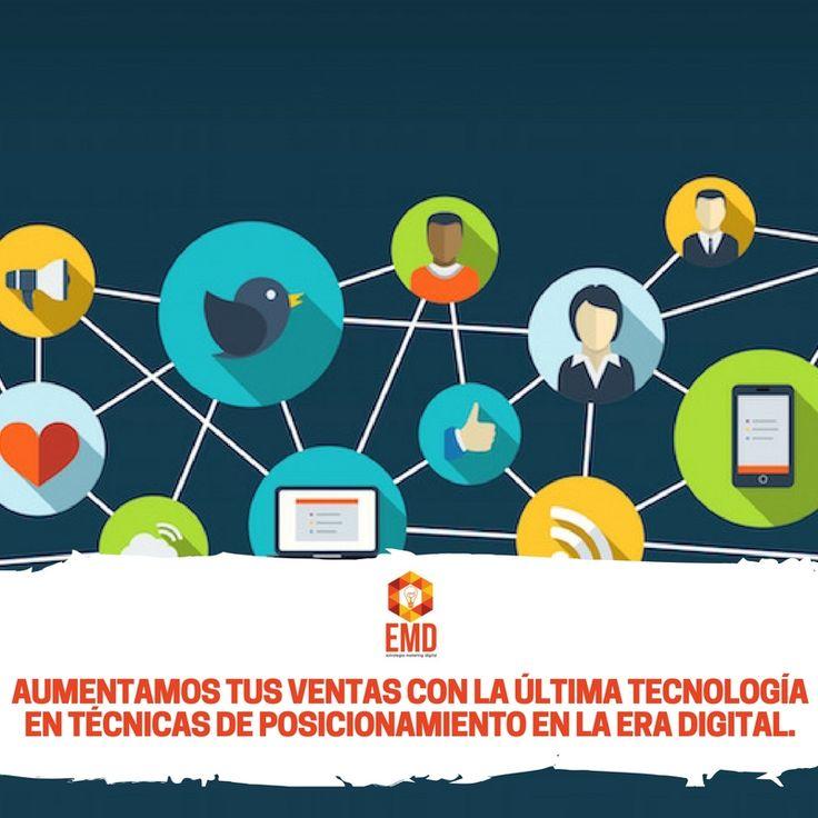 ¿Qué esperas para llegar a nuevos clientes potenciales en internet? #EMD #MarketingDigital #Servicios