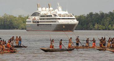 Cruceros de aventura y expedición