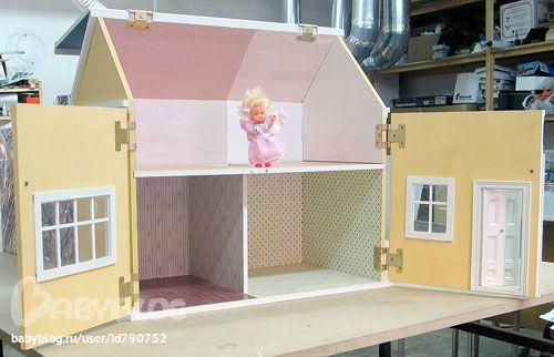 кукольный домик своими руками: 13 тыс изображений найдено в Яндекс.Картинках