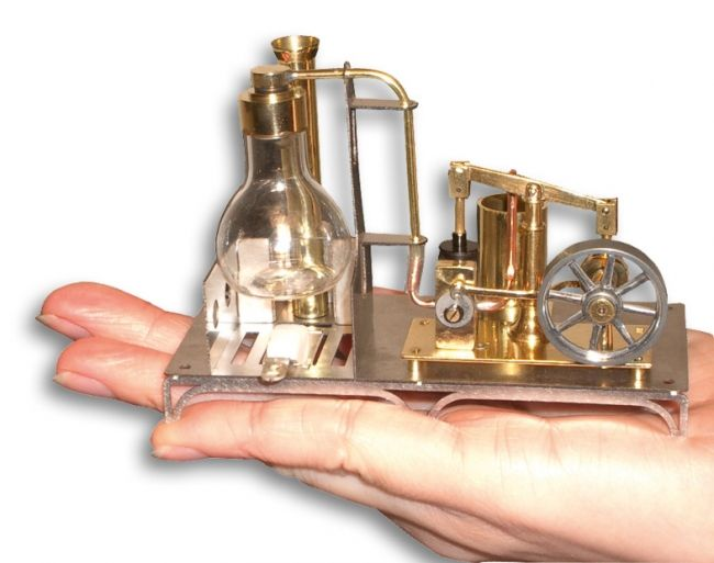 "Steam Engine ""Mini Beam"""