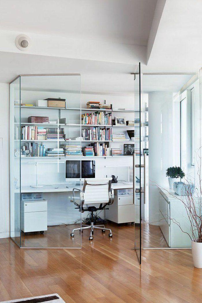 Las 25 mejores ideas sobre cloison en verre en pinterest for Cloison verre interieur