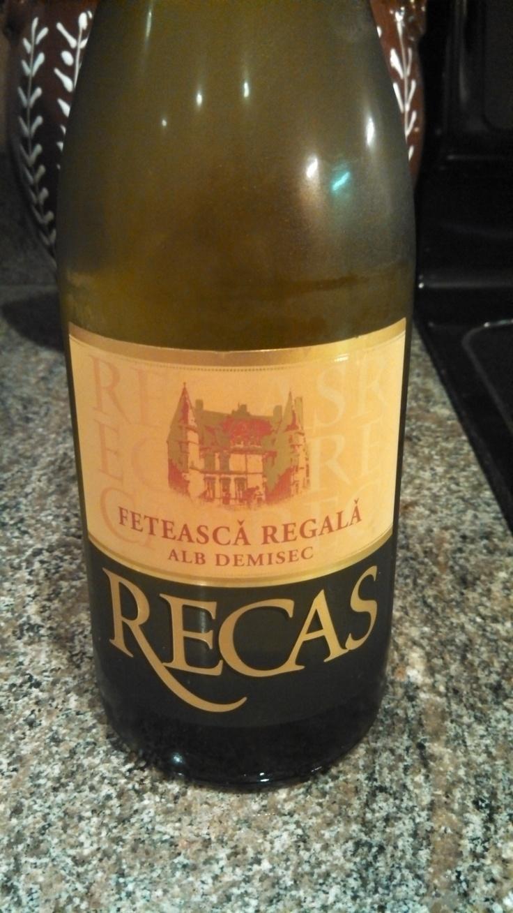 Cramele Recas Castle Feteasca Regala $7