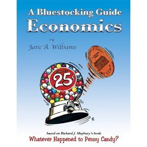 Thinking of teaching economics? Here are some suggestions! Blog Post: Economics for Beginners #homeschool @TheHomeScholar
