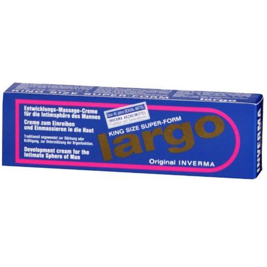 Largo penis enlargement gel.Content: 40 ml