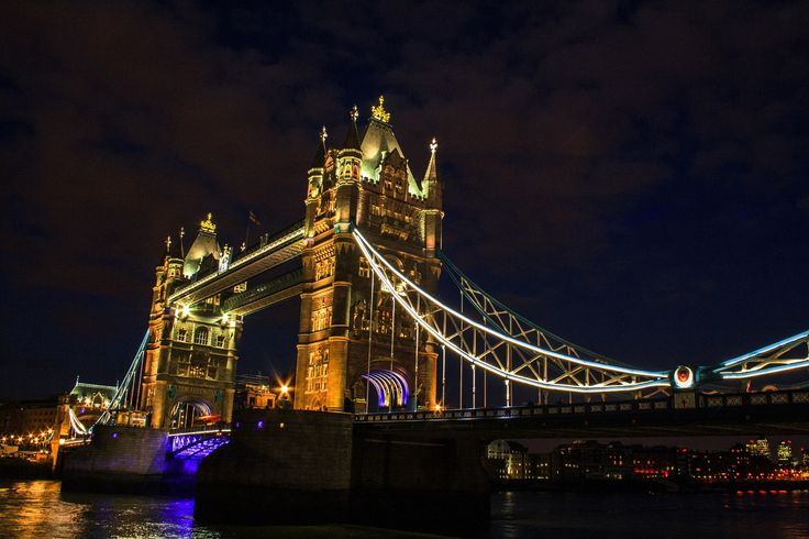 Tower Bridge by Ezgi Toral on 500px