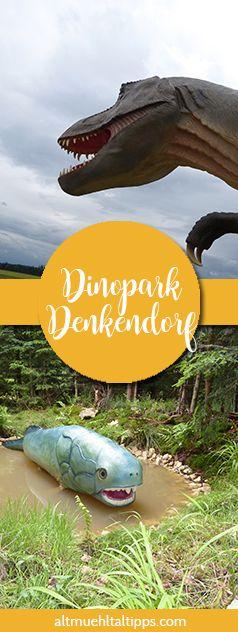 Hält der Dinopark Denkendorf, was er verspricht? Spielplatz, Museum und Ausflugsziel für Familien mit Kindern in Bayern - Lest hier meinen Vorabbericht und zahlreiche Bewertungen von Besuchern. Ich freue mich über weitere Kommentare rund ums Thema Dinopark Altmühltal!