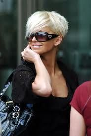 My new favourite blonde - Sarah Harding