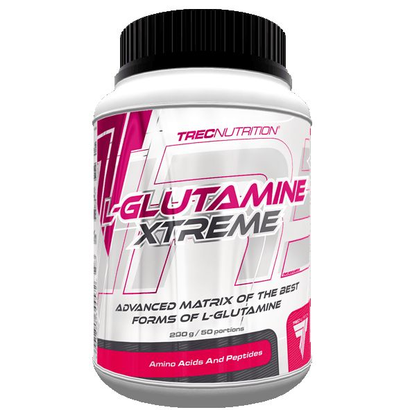 L-GLUTAMINE XTREME: Innowacyjny matrix mikronizowa-nej L-Glutaminy i N-Acetyl L-Glutaminy   Innowacyjny matrix glutaminowy Niezakłócona regeneracja mięśni Mikronizowana L-Glutamina i NAG
