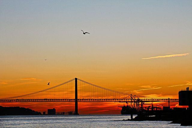 Puente 25 de Abril, Lisboa
