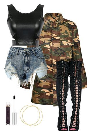 Like this outfit? Visit outfitsforlife.com to see more and for the links to buy these items! #falloutfits #sexyoutfits #dateoutfits #cluboutfits #clubwear