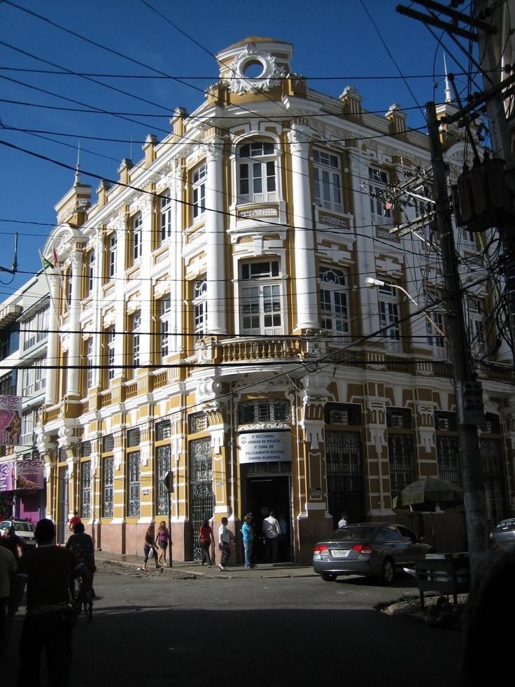 Old downtown Belem