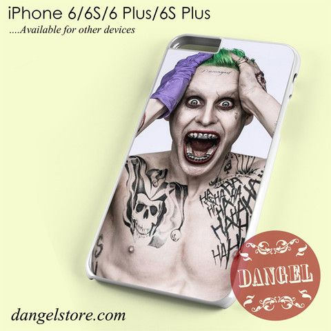 30 Seconds To Mars As Joker Phone case for iPhone 6/6s/6 Plus/6S plus