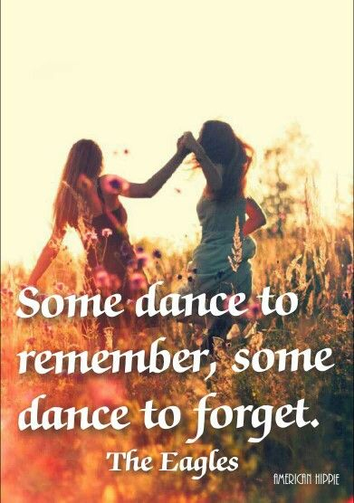 ☮ American Hippie ☮ Some dance ... The Eagles