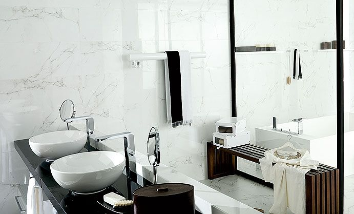 18 best tiling inspirations images on pinterest for Porcelanosa bathrooms prices