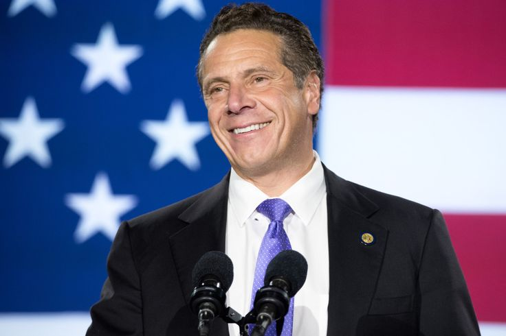 11/8/17 Andrew Cuomo's trip to Cali fuels presidential buzz    This puts Cuomo in the top ranks of potential candidates along with Terry McAuliffe, Joe Biden, Kamala Harris, and Mayor Bill de Blasio.