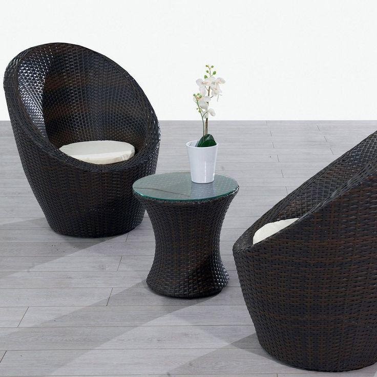 26 best Salon d\'extérieur images on Pinterest | En vogue, Furniture ...