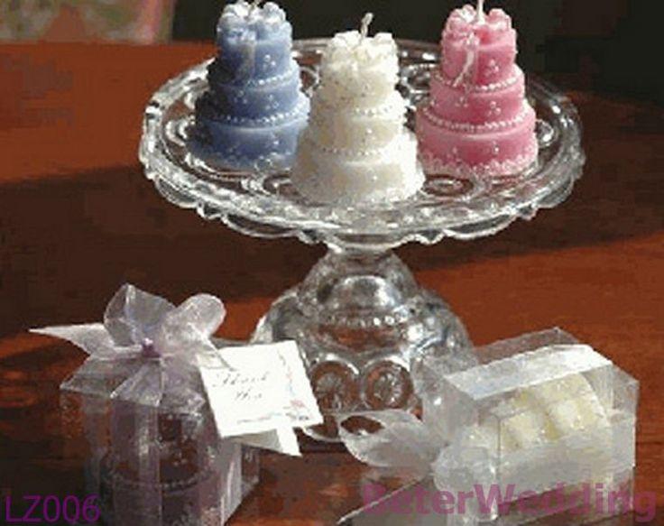 Wedding Decoration wholesale  Wedding Cake Candle in  Gift Box with Ribbon LZ006  #wedding #weddingplanning #weddinginitaly #weddingvenuesinitaly #italianweddingvenues #italianweddingdestination #weddingplanneritaly #weddingflorist #ManicureSet #weddingfavors #babyshowerfavors #Thankyougifts #weddingdecoration #jars #weddinggifts #birthdaygift #valentinesgifts