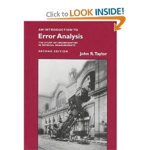 56 best physics books images on pinterest physical science an introduction to error analysis the study of uncertainties in physical measurements fandeluxe Image collections