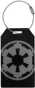 Star Wars Empire Logo Luggage Tag
