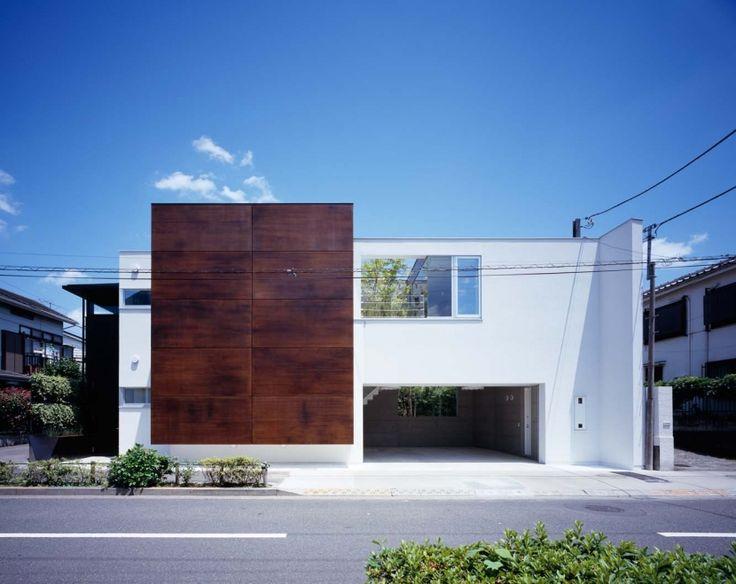 建築家:津野恵美子「スキマのある家」