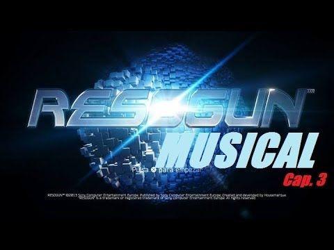 Capítulo 3 de esta serie. Resogun Musical consiste en pasarme las misiones del Resogun pero modificando la velocidad del vídeo para que coincida con el de la canción de fondo. En este capítulo la música pertenece al grupo Adelitas Way, The Collapse.