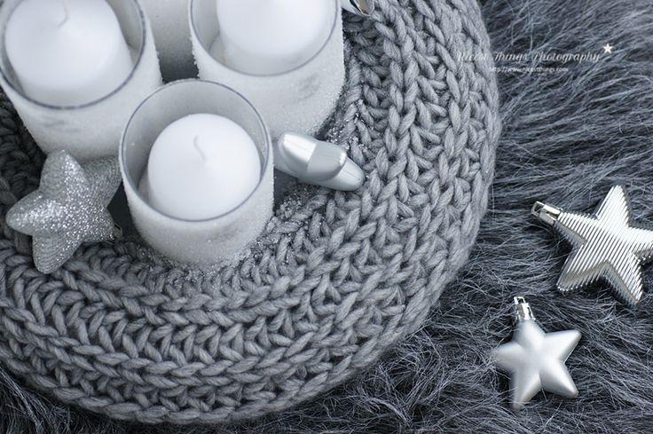 Nicest Things - Food, Interior, DIY: DIY: Adventskranz