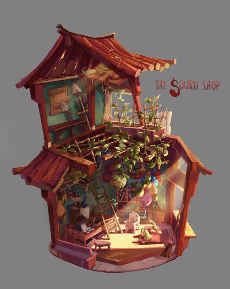 https://www.behance.net/gallery/17101943/The-Gourd-Shop