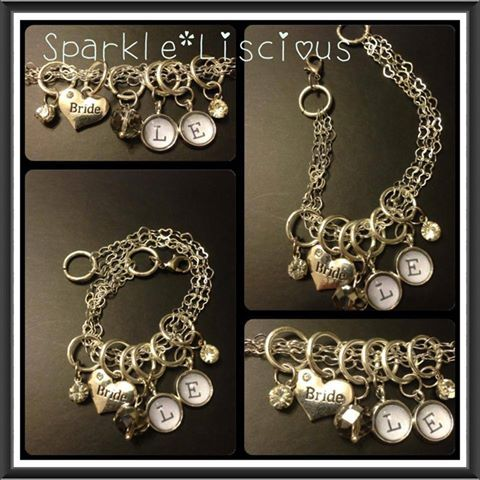 Want to win a customised bracelet from Sparkle*Licious?  Ends July 7th 2013  Check out https://www.facebook.com/nicsbuttonbuds/app_228910107186452
