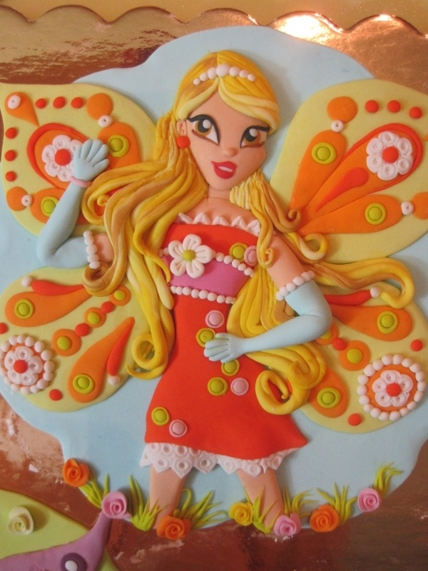 Winx Club cake that I want!