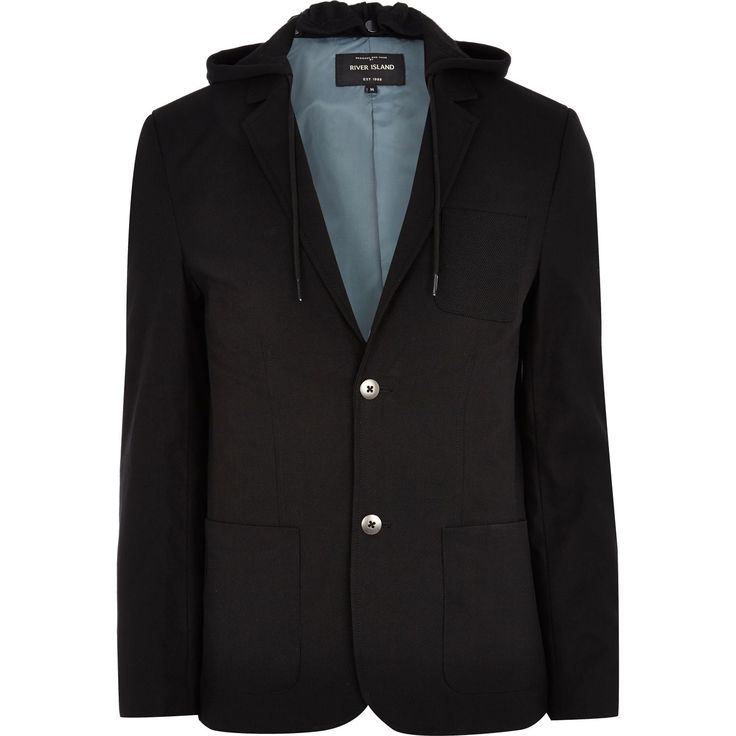 32 best Hooded blazers images on Pinterest