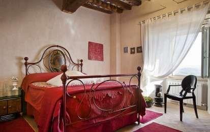Tende per camera da letto - Camera da letto con tende bianche