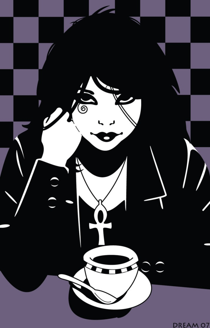 Death - Sandman. Neil Gaiman.  Best graphic novels.